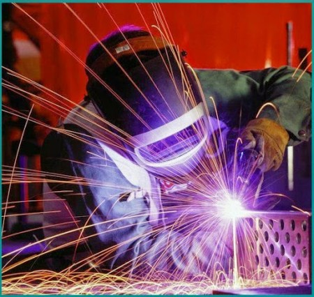 welding
