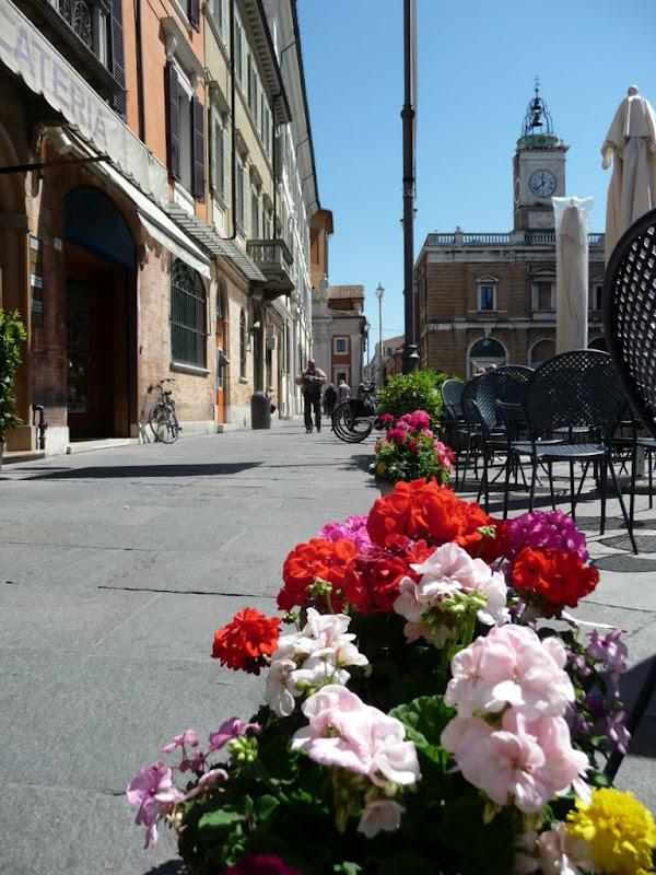 Stadswandeling in Ravenna (Verlof Emilia-Romagna mei 2011) (6/6)