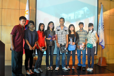 Winners of 2nd Raffle Draw