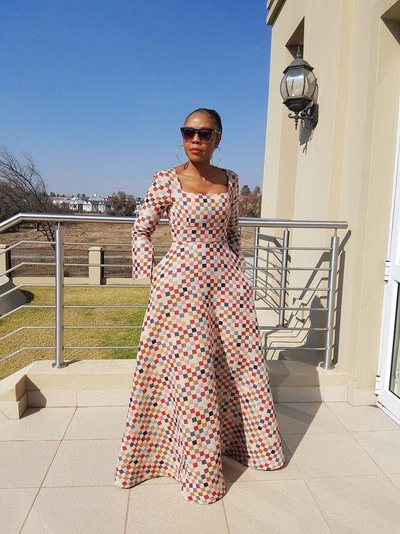 TOP SIMPLE SHWESHWE DRESSES NEW 2018 2019