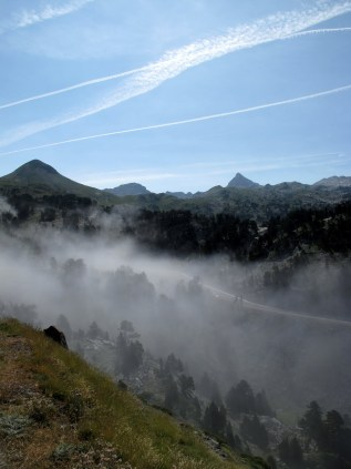 Le massif de la Pierre St Martin