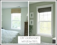 Decorating  Trim Window - Inspiring Photos Gallery of ...