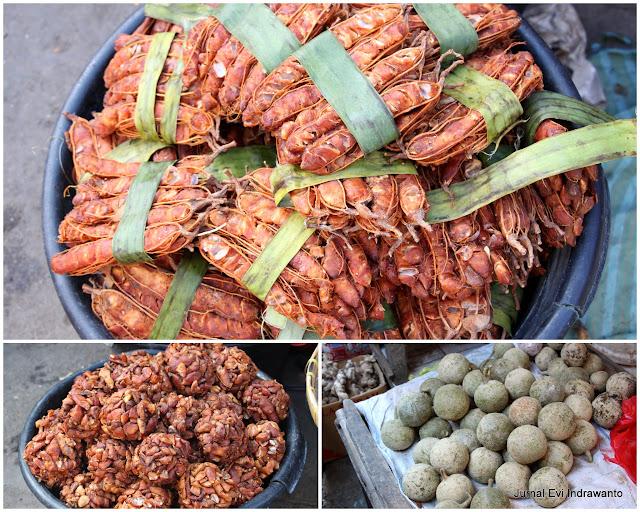 Asam untuk meramu makanan khas Nusa Tenggara Barat