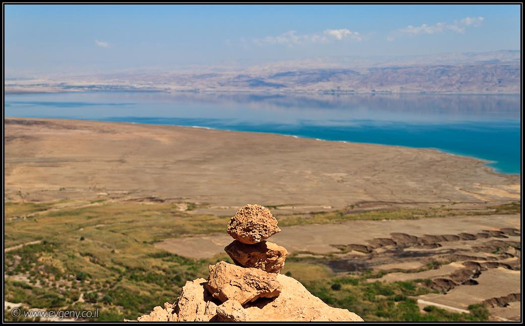 Мертвое море. По дороге на Рош Цуким