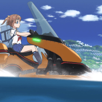 In a Pinch On Our First Voyage!- High School Fleet (Hai-Furi) First Episode Impressions and Review