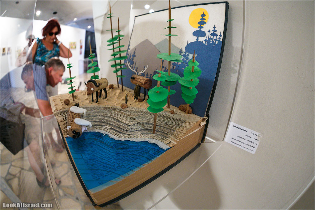 MiniArt – Выставка миниатюр в Яффо   LookAtIsrael.com - Фотографии Израиля и не только...