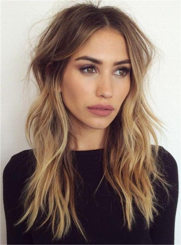 30 Center Part Bob Hairstyles 2018 Hairstyles Ideas Walk The Falls
