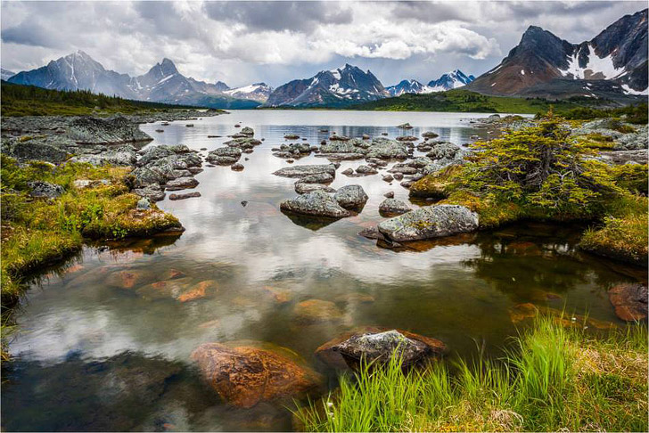 Tonquin Valley (25 Best Hikes in the World).