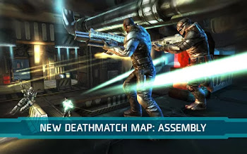 SHADOWGUN DeadZone screenshot 1