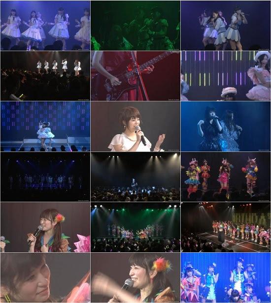 """(LIVE)(公演) NMB48 チームN """"ここにだって天使はいる"""" 吉田朱里の生誕祭 150820"""