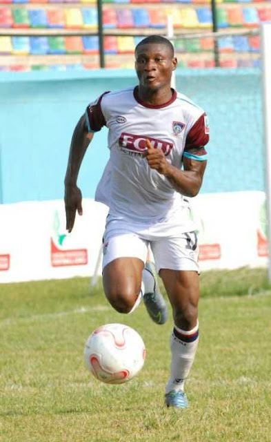 Obaje sets sights for more goals with FC Ifeanyiubah