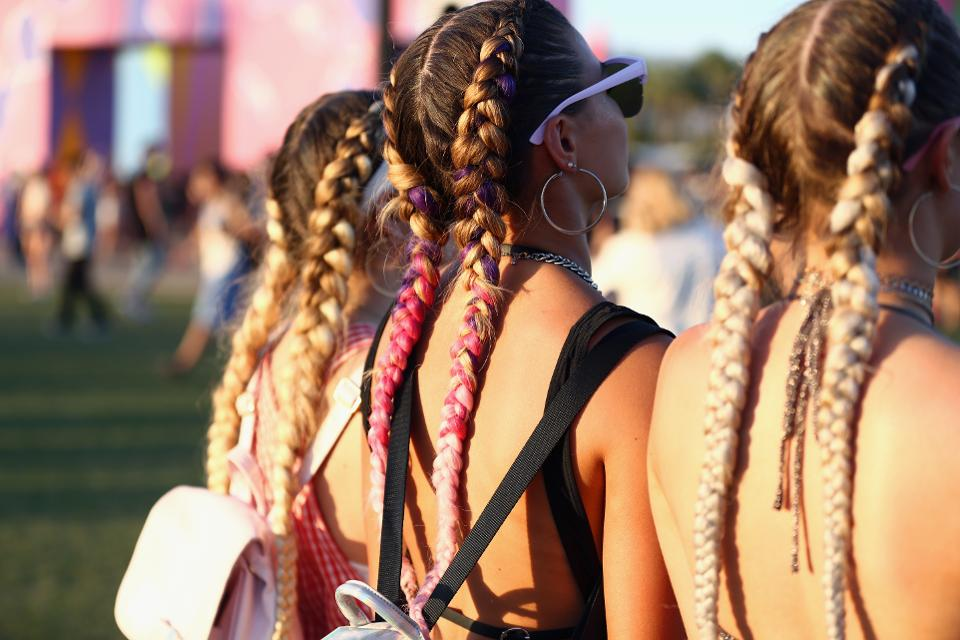 THE BEST MUSIC FESTIVAL HAIR FOR PRETTY LADIES IN ALL VARIOUS OCCASIONS 4