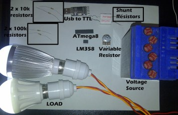 Components for DC Current Measurment