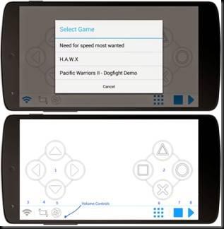 cara menjadikan smartphone android menjadi joystick game