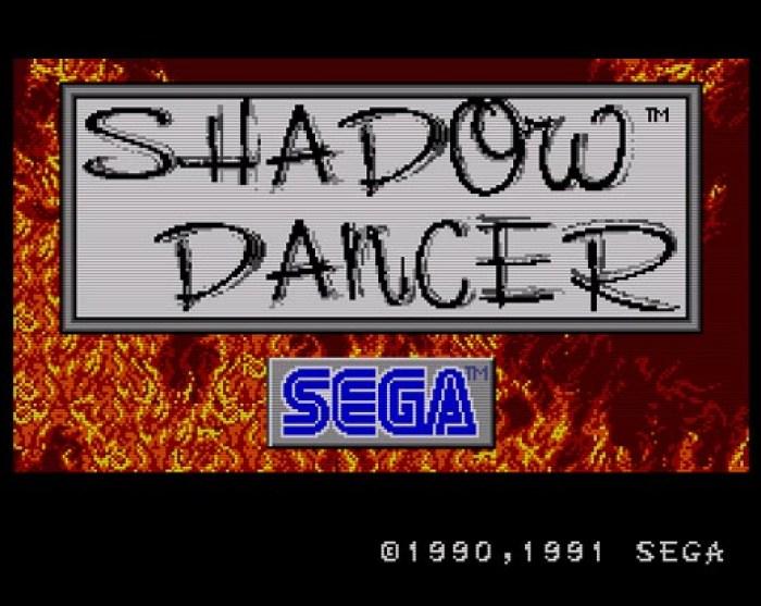 Shadow Dancer do Master System