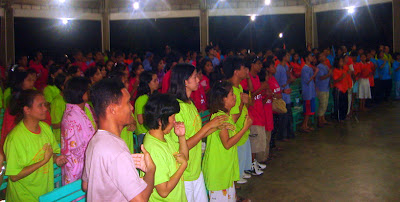 Day 2 - Praise and Worship through sign language