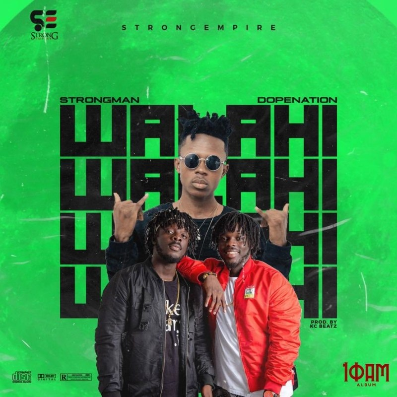 Strongman - Walahi feat. Dopenation