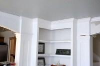 Remodelaholic | Built-in Bookcases; Living Room Update 5