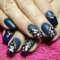cute acrylic nail designs pictures 2016 2017 - style you 7