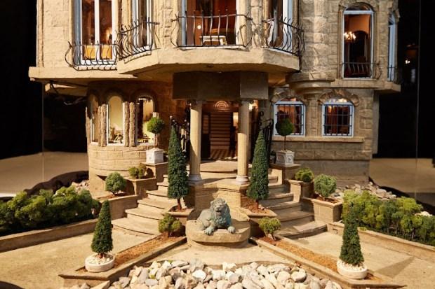 Astolat Dollhouse Castle, a casa de boneca que vale oito milhões de dólares