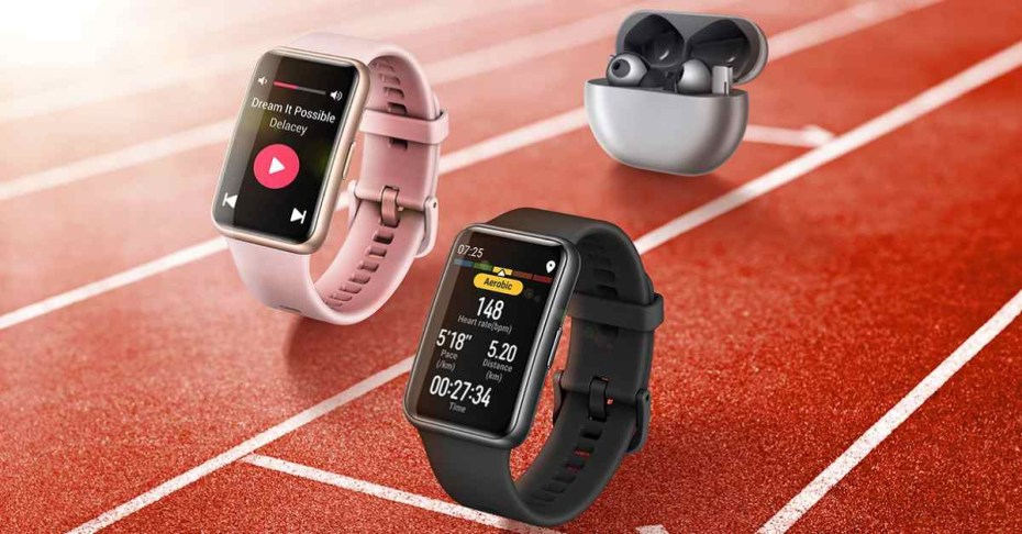Couples that work out together stay together! Here's how to stay on top of your fitness with Huawei