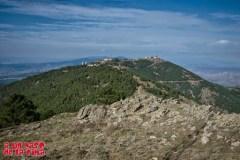 La zona militar del Pico del Rayo. ©aunpasodelacima