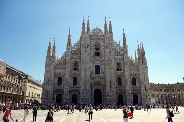 Catedral de Milán, Duomo Milán