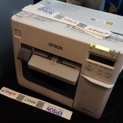 Epson Kitchen Printer Chandalier Shows Next Generation Payment Scenarios At Fha2016