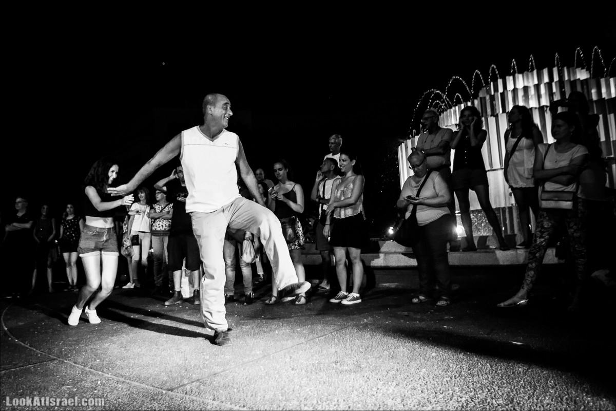 Тель Авив. Белая Ночь 2016