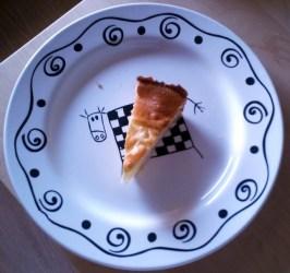 gâteau aux poires ww