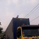 Container Arrival & Offloading in Buea - 100_9053.JPG