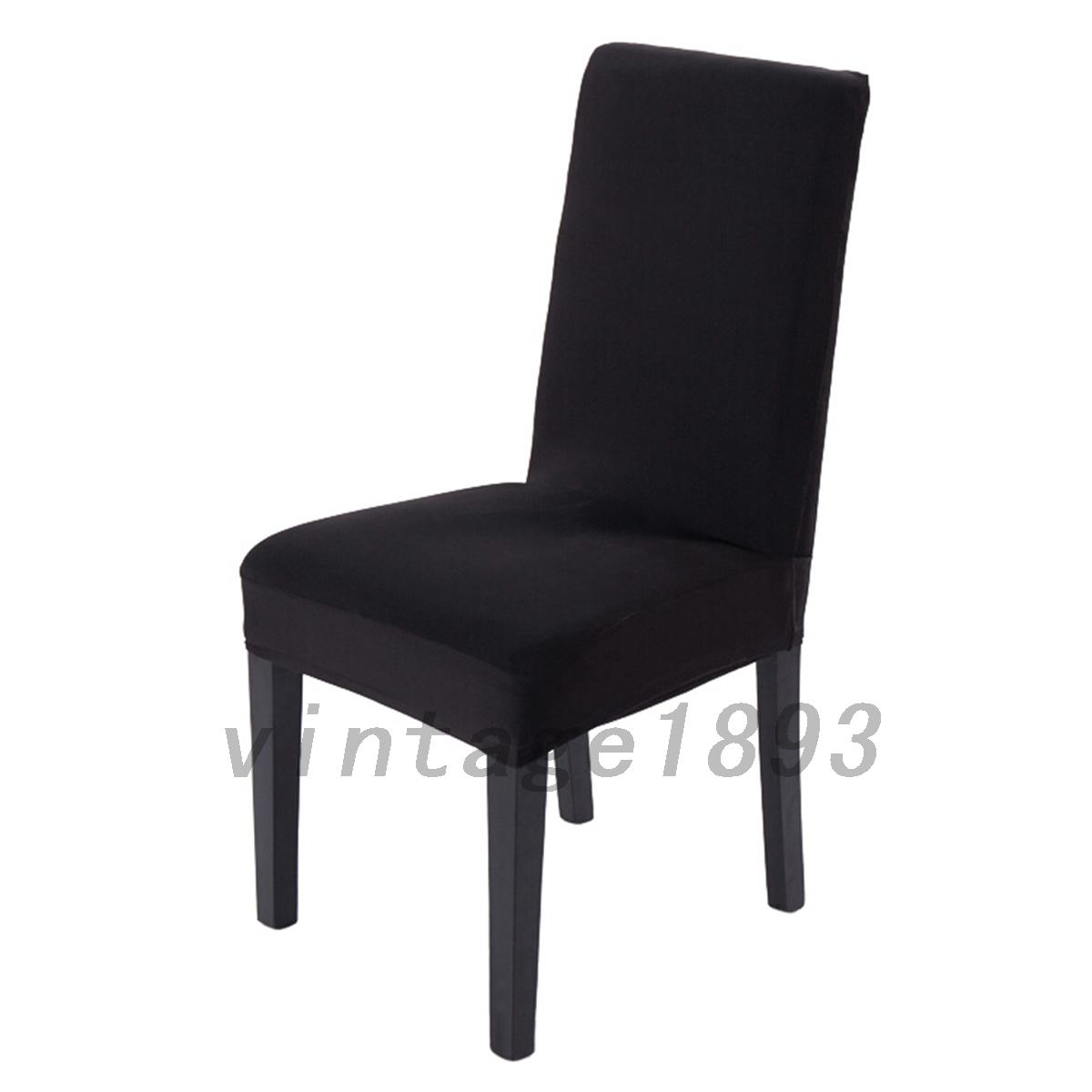 banquet chair covers ebay swivel cuddle john lewis durable universal stretch spandex dining room