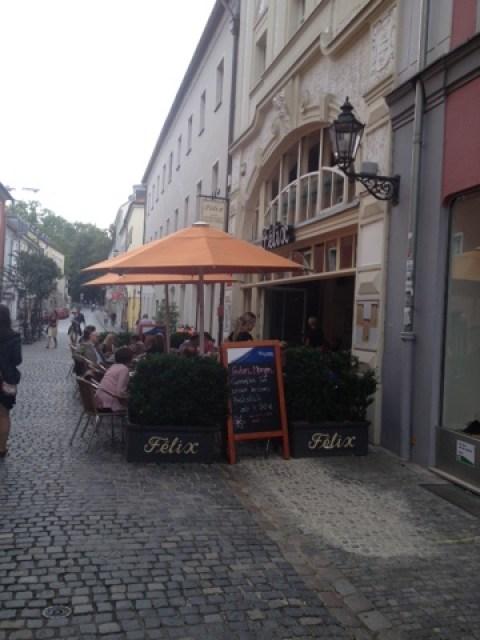 Ein kulinarischer Spaziergang durch Regensburg