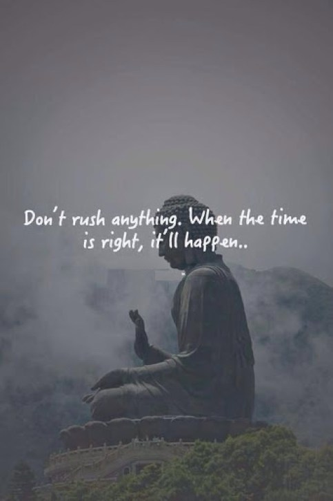 Buddha quotes about calm