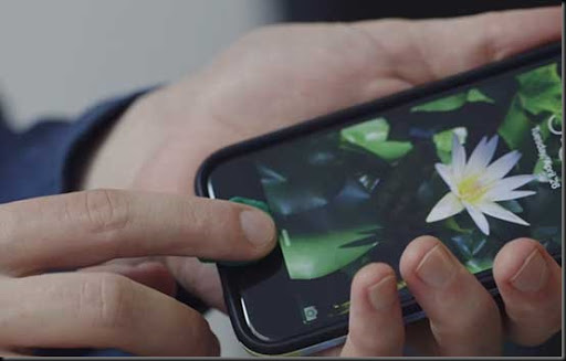 kelemahan sensor sidik jari smartphone