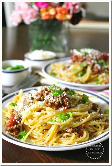 Barilla Spicy pasta