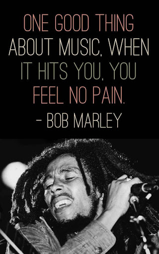 bob marley quotes he's not perfect