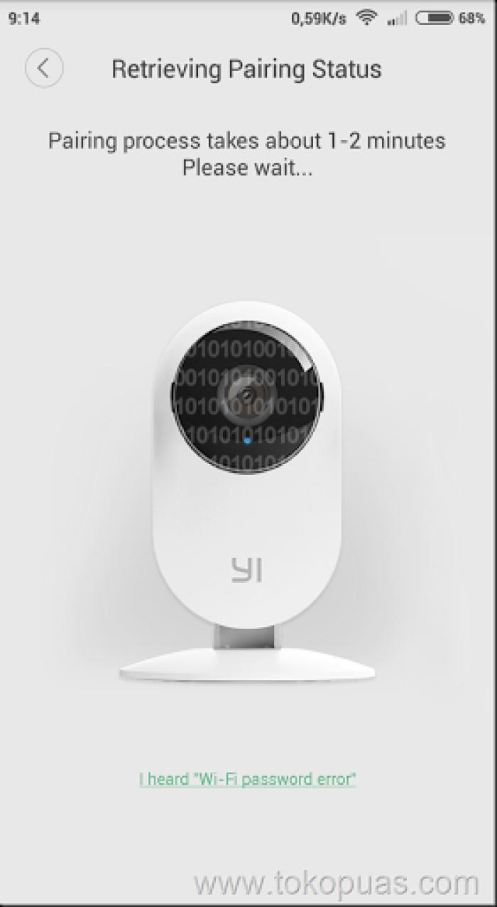 tutorial menggunakan xiaomi ants camera 720p