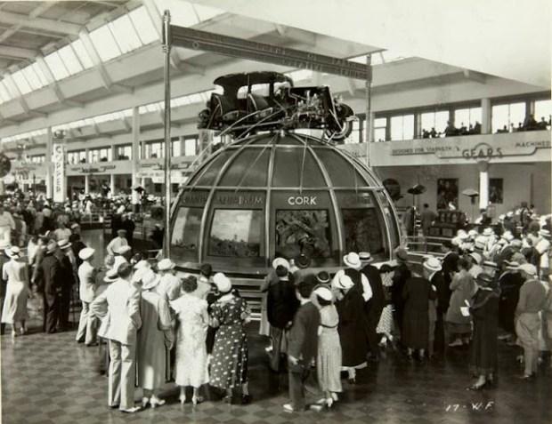 Ford Rotunda, da glória a tragédia