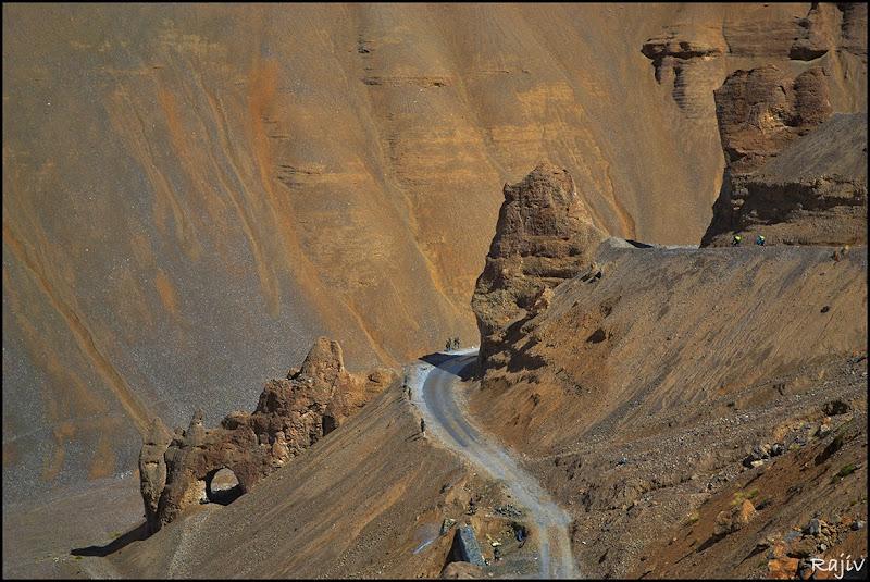 Beauty of the Leh-Manali Highway, Pang ladakh