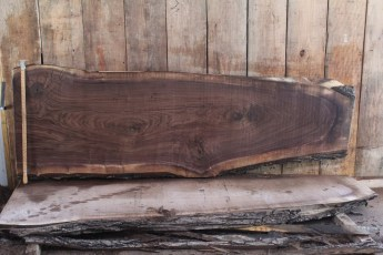 "504 Walnut -6 8/4  x  32"" x  19"" Wide x 8' Long"