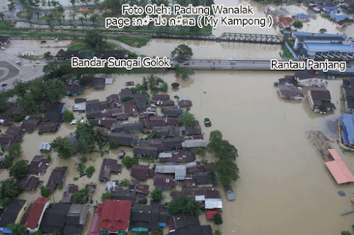 Gambar Banjir Di Kelantan Disember 2012