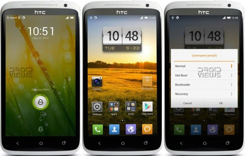 MIUI ICS ROM für HTC One X.