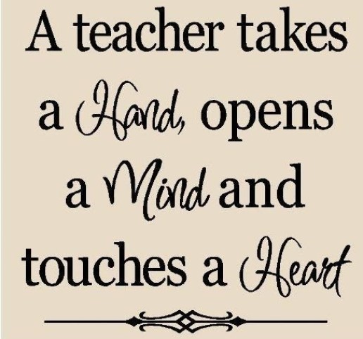 quotes on teacher appreciation