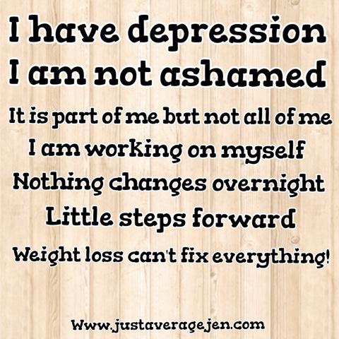 what do i do if i am depressed