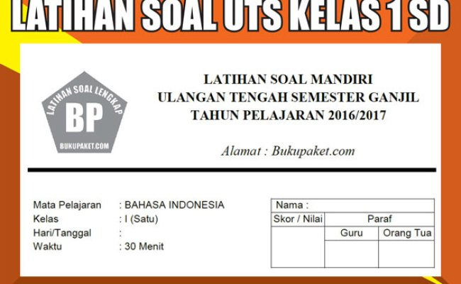 Latihan Soal Basa Sunda Semester Genap Kelas 5 Mygurukufile Cute766