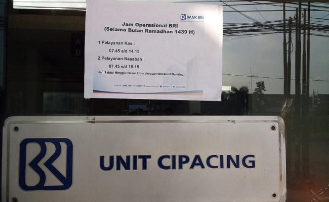 Jam Operasional Bank Jadwal Buka Bank Bank Buka Hari Ini Bank Terdekat Cute766