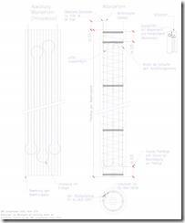 CAD Energiepfahl 2D