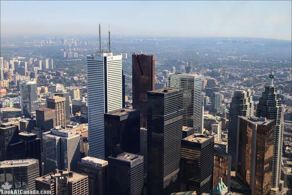 LookAtCanada.com / CN Tower в Торонто | LookAtIsrael.com - Фотографии Израиля и не только...