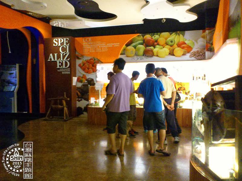 台灣麻糬主題館:米食文化區